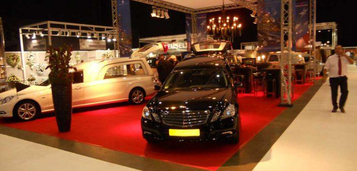 Nieuwe generatie begrafenisauto's op Uitvaartbeurs!