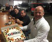 Marc van Ravensteijn: autobedrijf Derks is jarig!