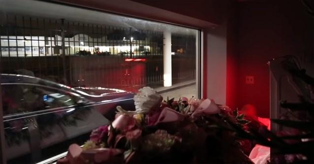 Het drive-in funerarium weer in media