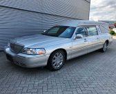 Te koop: Lincoln Town Car S&S begrafenisauto bouwjaar 2004