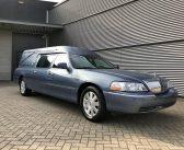Te Koop: Lincoln Town Car Federal lijkwagen bj. 2003 met Belgische inschrijving