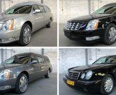 Veiling 6 Cadillac DTS rouwauto's (sluit 12 juni!)