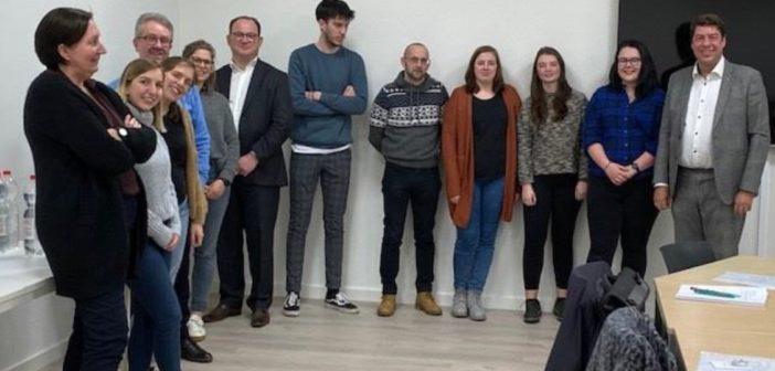 Eerste cursisten studeren af voor een job in de uitvaartsector van het CVO